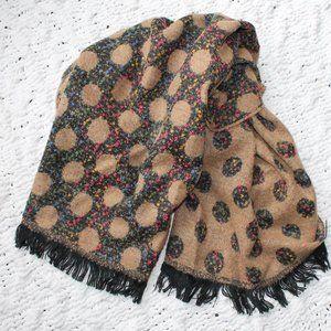 Beautiful rare pattern scarf